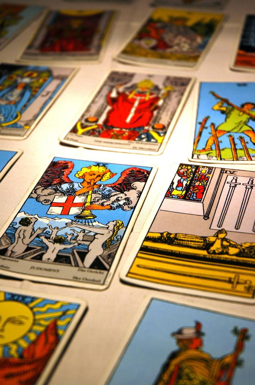 Les cartes sont là pour vous donner des indications sur votre avenir…